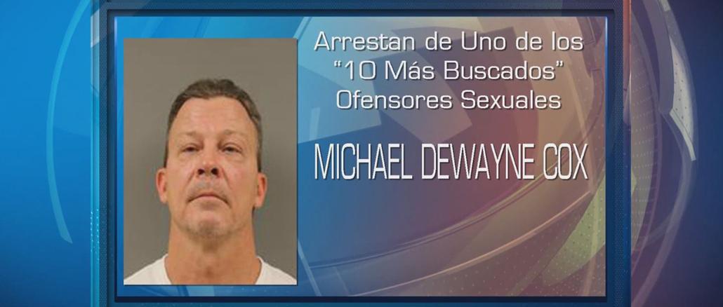 Michael Dewayne depredador sexual