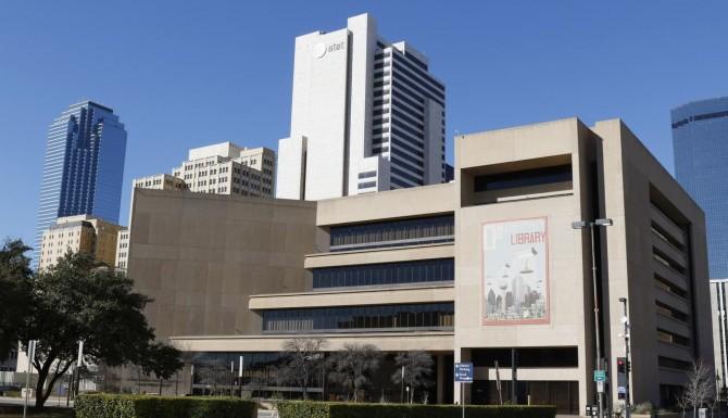 Biblioteca Publica de Dallas