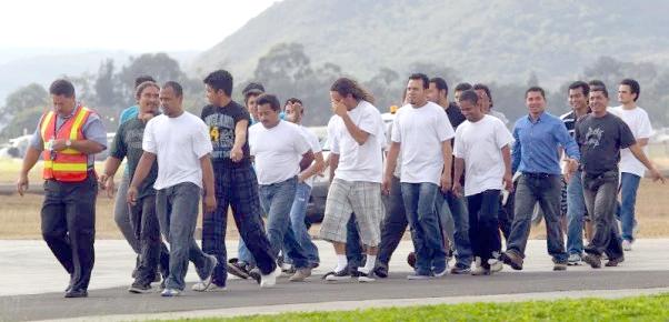 La Ley De Inmigración Lo Puede Amparar Contra Una Deportación