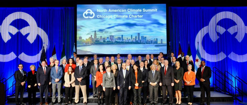 Firma CDMX declaración climática de Chicago || El Hispano News