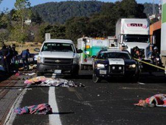 Mueren 11 peregrinos en la carretera México-Puebla || El Hispano News
