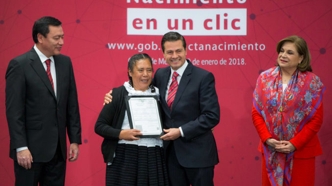 Ahora en México: Acta de Nacimiento por Internet || El Hispano News