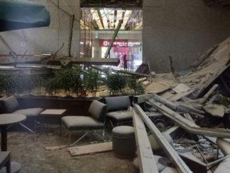 Derrumbe en la Bolsa de Indonesia deja más de 70 heridos || El Hispano News