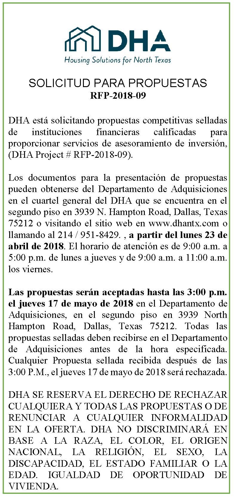 Home » El Hispano News
